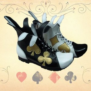 Poker Boots